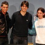 Kaka: 'Messi hay hơn Ronaldo'