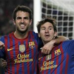 Fabregas: 'Messi sẽ giải nghệ tại Barca'