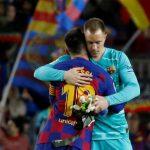 Messi, Ter Stegen thuộc diện không thể bán ở Barca