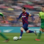 Messi bứt phá trong hai cuộc đua ghi bàn