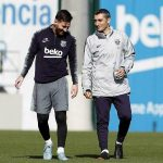 HLV Valverde: 'Huấn luyện Messi rất dễ'