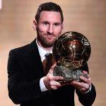 Stam: 'Messi là số một thế giới lúc này'