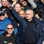 Mourinho lập kỷ lục buồn
