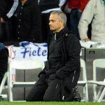 Lần duy nhất Mourinho khóc sau một thất bại