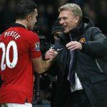 Van Persie: 'Man Utd không thể đổ lỗi cho David Moyes'