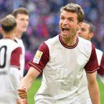 Muller gia hạn với Bayern