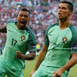 Nani: 'Ronaldo có thể giải nghệ ở Mỹ'