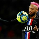 Neymar trở lại đội hình dự Champions League