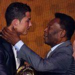 Neville: 'Ronaldo muốn vượt Pele'