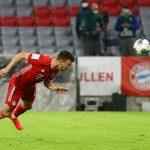 Bayern vào chung kết Cup Quốc gia Đức