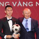 Quả Bóng Vàng - món quà của sự nghiệp cầu thủ Việt Nam