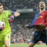 Pique và Casillas mỉa mai nhau