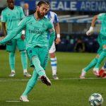 Real lên dẫn đầu La Liga