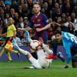 Cầu thủ Real phản đối trao chức vô địch cho Barca
