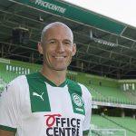 Robben trở lại thi đấu ở giải VĐQG Hà Lan