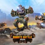 Robots Battle Arena - game MOBA robot chiến đấu cực hấp dẫn