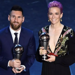 FIFA cân nhắc huỷ giải The Best 2020