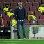 HLV Barca thừa nhận tranh cãi với cầu thủ