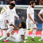 Real nhận cột mốc buồn thời Zidane