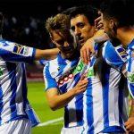 Sociedad vào chung kết Cup Nhà Vua