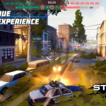 Steel Rage - game đua xe chiến đấu hấp dẫn có chế độ 6v6 như một game MOBA
