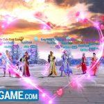 Game thủ Tân Thiên Long Mobile hào hứng khám phá phiên bản mới