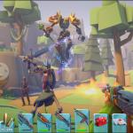 Tegra: Crafting and Building - game sinh tồn đẹp mắt siêu nhẹ