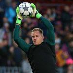 Ter Stegen: 'Khó khăn đang chờ Barca'