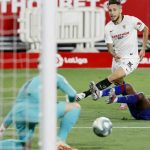 Barca hoà Sevilla