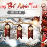 Thiên Kiếm Mobile mở cửa Alpha Test hôm nay, tặng quà cực khủng cho game thủ