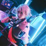 Ngẩn ngơ với cosplay Akali True Damage siêu cool ngầu
