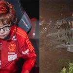 Bố của tuyển thủ Flamengo Goku qua đời sau khi gặp tai nạn xe