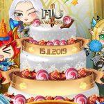Người chơi MU Awaken VNG ngập tràn trong quà nhân dịp sinh nhật