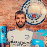 Aguero bảy lần hay nhất tháng ở Ngoại hạng Anh
