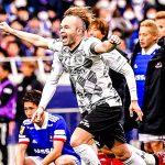 Chín quả luân lưu hỏng ở Siêu Cup Nhật Bản