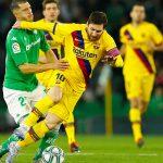 Barca thắng nhờ hat-trick kiến tạo của Messi