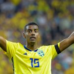 Alexander Isak - 'Ibrahimovic mới' của Thụy Điển