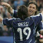 Crespo: 'Bóng đá nợ ơn Messi'