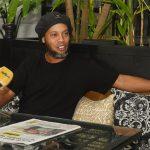 Ronaldinho kêu oan