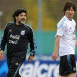 Ayala: 'Maradona khác hẳn Messi'
