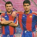 Stoichkov ám chỉ Guardiola ăn may ở Barca