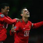Nani: 'Ronaldo công khai việc rời Man Utd'
