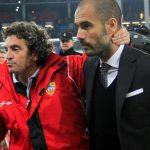 Guardiola mời thầy cũ về thế chỗ Arteta