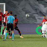 Zidane không bất ngờ khi Ramos sút phạt thành bàn