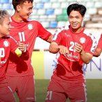 TP HCM hòa trận ra quân AFC Cup
