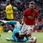 Bruno Fernandes giúp Man Utd thắng đậm