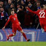 Gnabry: 'Có gì ngạc nhiên khi Lewandowski ghi bàn'