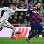 Real đánh bại Barca