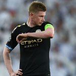 Guardiola lo De Bruyne nghỉ trận derby Manchester