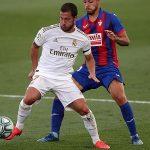 Zidane: 'Hazard vui và không sợ khi bị vào bóng'